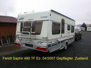 Fendt Saphir 490 TF Neueres