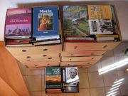 Kisten Bücher