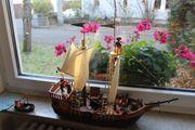 Playmobil Piratenschiff Schatzinsel Circus Bauern-Pferdehof