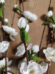 Deko Blumen, künstliche