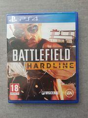 PS4-Spiel - Battlefield Hardline