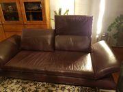 Ledersofa Konior 2 5sitzer Sofa