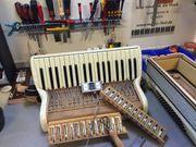 Akkordeon Werkstatt Harmonika Reparatur Handzuginstrumente