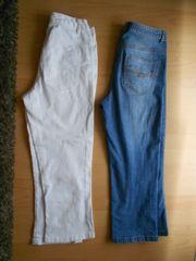 2 Damen-Jeans in Gr 36