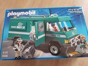 Playmobil Geldtransporter