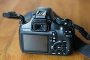 Canon EOS 1100D SLR-Digitalkamera inkl