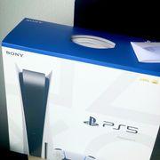 Neu Ps5 Disk Playstation 5