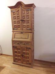 Schrank antik Massivholz