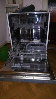 Sehr gute Spülmaschine NP279 Einbau