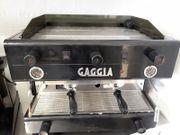 Gaggia E90 D90 Espressomaschine Siebträger