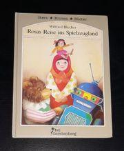 Rosas Reise ins Spielzeugland - Stern