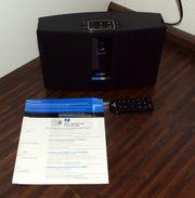 Bose SoundTouch 20 Series III schwarz