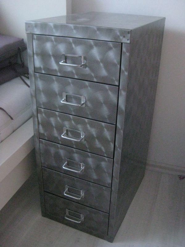 Container Kommode Schubladen Schrank Büroschrank Nachttisch in ...