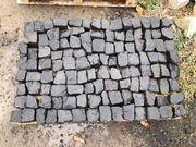 Historisches Basaltpflaster 8 10 cm