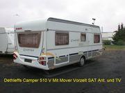 Dethleffs Camper 510 V mit