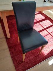 Stühle aus Kunstleder