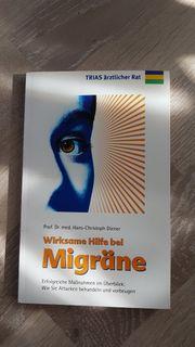Wirksame Hilfe bei Migräne