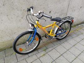 Kinderfahrrad Fahrrad Mountainbike Bulls gelb in 6844 Altach