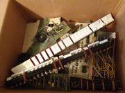 Leiterplatten Schalter Widerstände etc