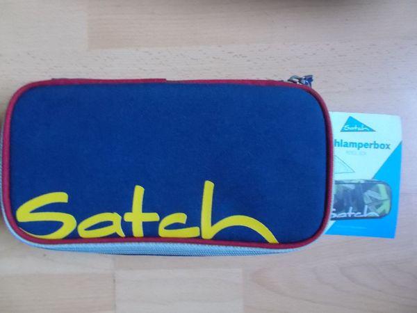 Satch Schlamperbox NEU mit Etikett