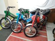 Motorräder Motrorroller Peugeot 104 103