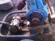 Rüttelplatte (Diesel)