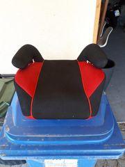 Auto-Kindersitzerhöhung