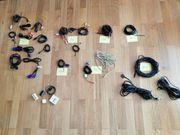 Verschiedene Audio Video PC Netz
