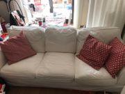 Gemütliches Sofa zu verkaufen