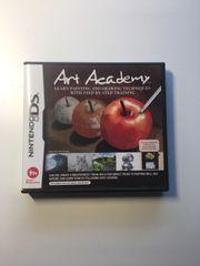 Nintendo DS Spiel - Art Academy