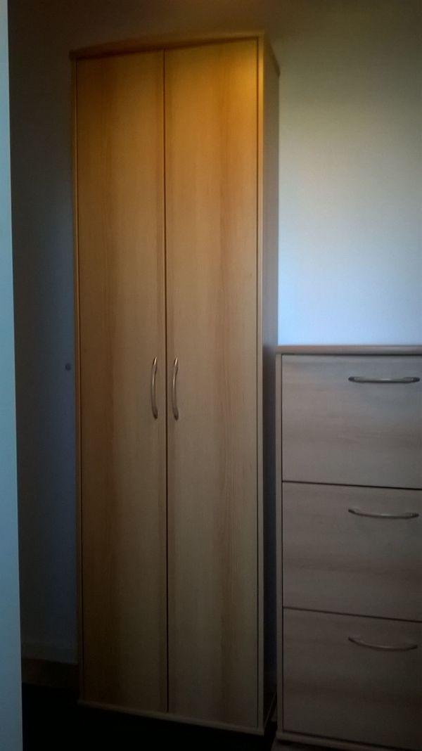 Garderobenschrank Schuhschrank Garderobe Mit Haken