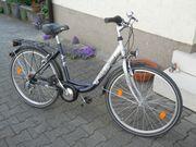 Damenrad 26 Zoll tiefer Einstieg