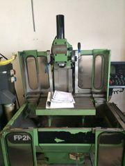 Werkzeugfräsmaschine Fräsmaschine Deckel Maho FP