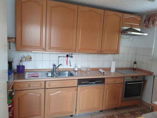 Küche Landhausstil, Eiche rustikal.