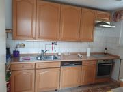 ALNO Küche Landhausstil Eiche rustikal