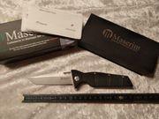 Taschen Messer Maserin aus samlung
