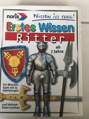 Noris- Erstes Wissen Ritter ab