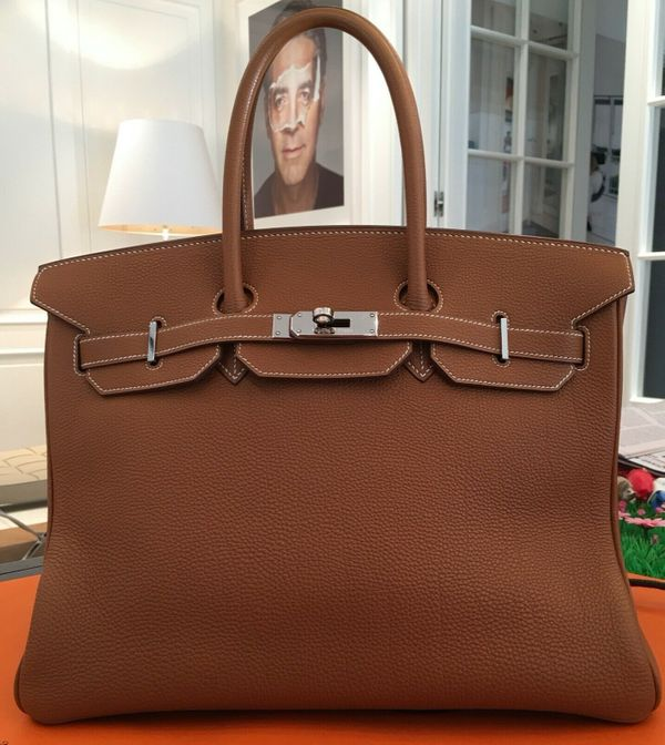 Hermes Birkin Bag 35 Veau