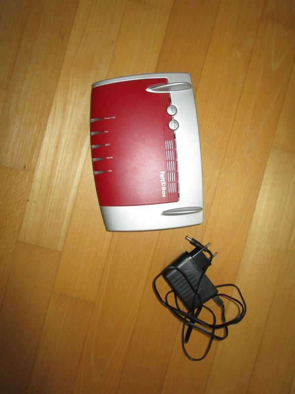 AVM Fritzbox 7430