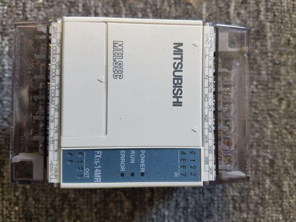 SPS Mitsubishi FX1S 14MR