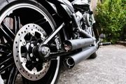 Kesstech Klappenauspuff Harley Davidson Lowrider