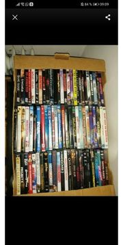 div DVD 77 Stück