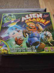 Spiel Alien Alarm für 6