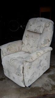 Senioren Sessel mit Aufstehhilfe