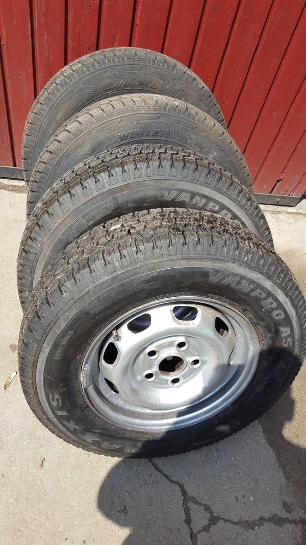 Winterreifen 185 R 14 VW
