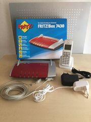 Fritz Box 7430 Fritz Fon