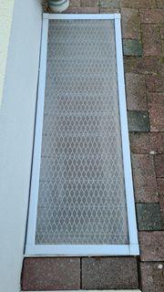 Keller Lichtschacht Abdeckung Insektenschutz 4x