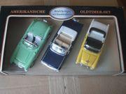 3 modellautos