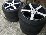 4 Winterreifen für Porsche Carrera