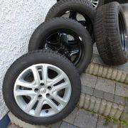 Winterräder Opel-Astra